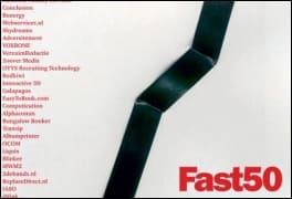 Benergy BV (Gaslicht.com / Energiewereld.nl) in de Fast50